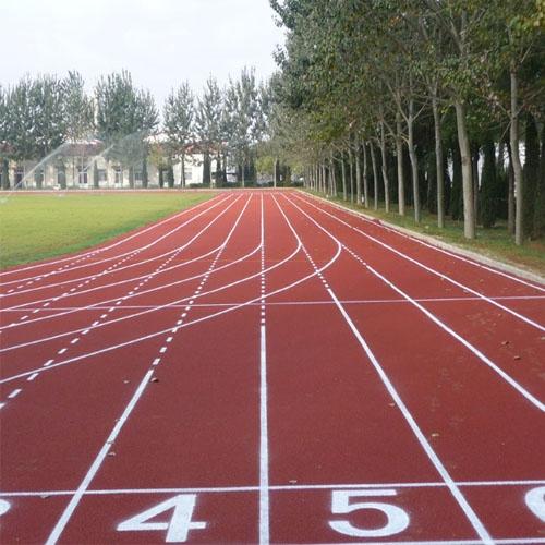 珠海南坪中学塑胶跑道