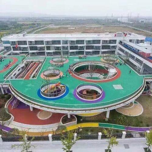 屋顶幼儿园EPDM
