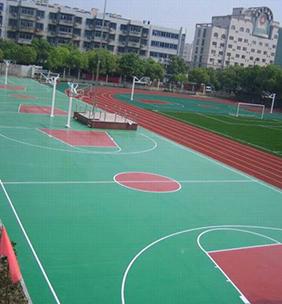 惠州硅PU球场